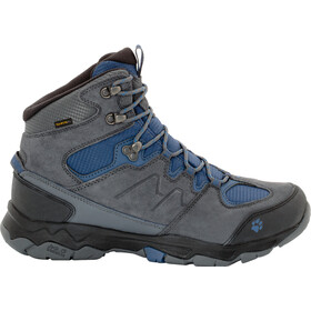 Jack Wolfskin MTN Attack 6 Texapore Mid Shoes Men ocean wave